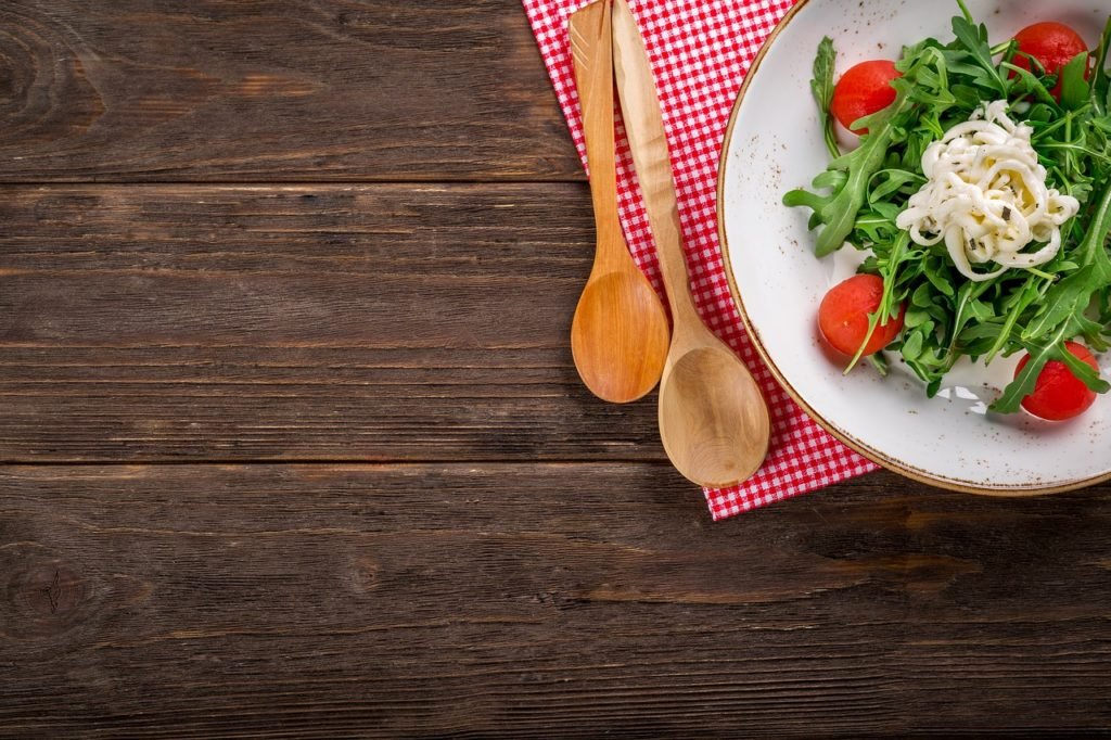 Salad spoon