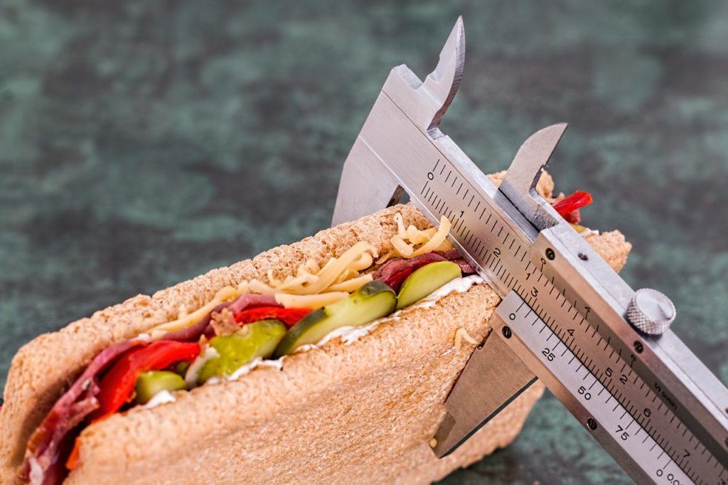 measuring Sandwich